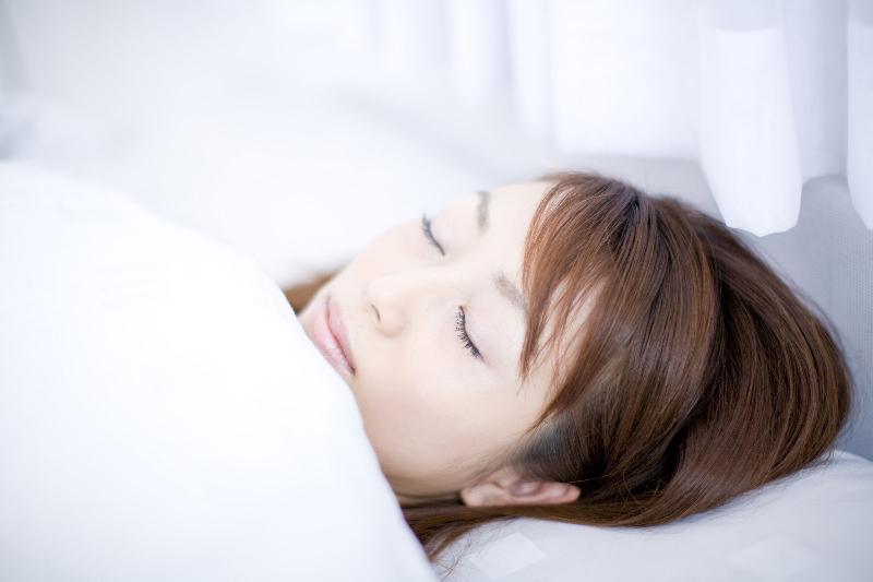 健康な睡眠を