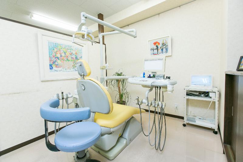 むし歯の予防について